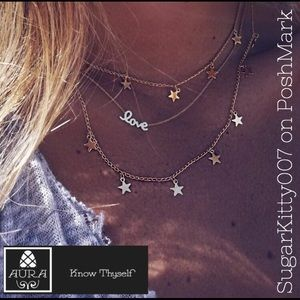 Star Love Multilayer Delicate Choker Necklace